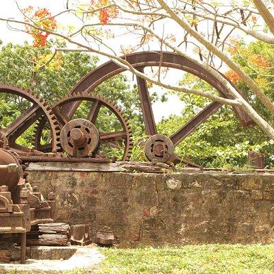 Machinery from Slavery Days