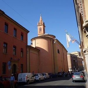 Chiesa di San Sigismondo, Bologna