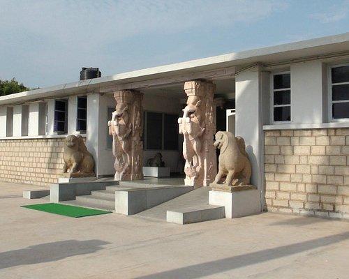Archaeological Museum , Hampi