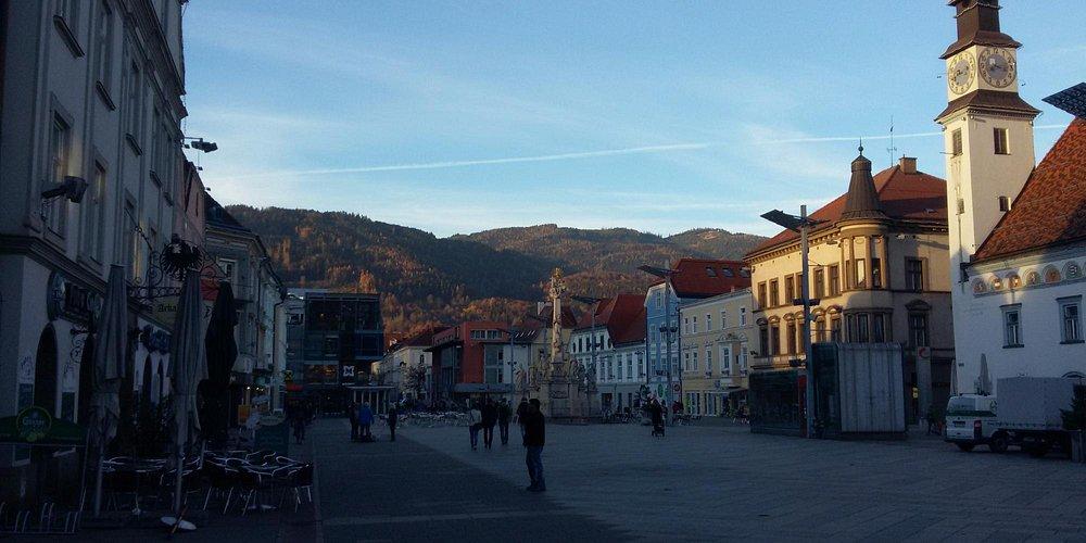 Леобен, Австрия