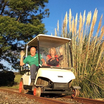 Come ride the rails with us at Awakeri Rail Adventures!