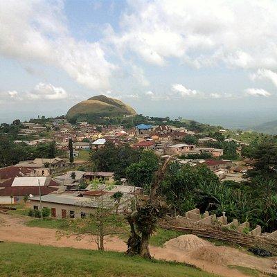 Mt.GEMI and Amedzofe vilage