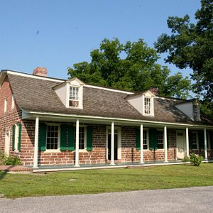 Zabriskie-Steuben House, survived more of the American Revolution than any other home.
