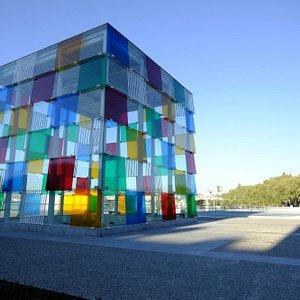 Cubo - Centre Pompidou Málaga