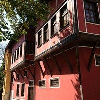 реставрированные домики