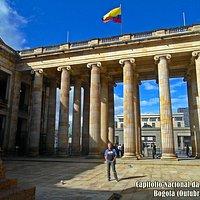 Capitolio Nacional, Plaza de Bolivar, Bogotá