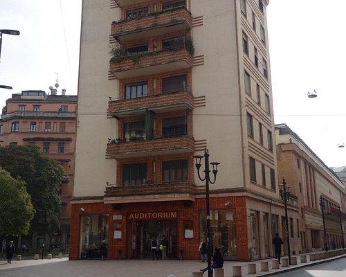 Auditorium, Milano
