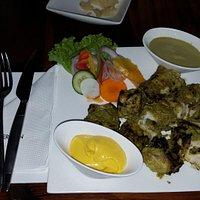 Excellent Peshawari Fish Tikka