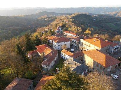 view to Roccaverano