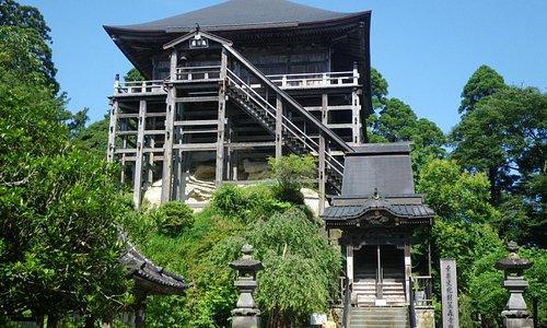 日本で唯一の四方縣造り