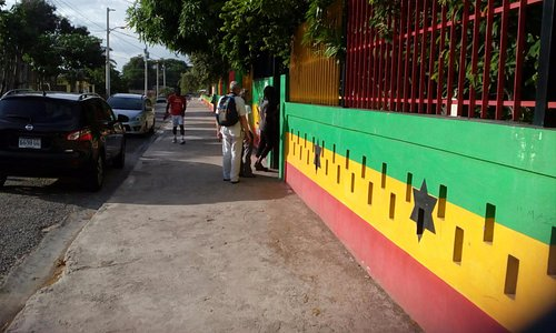 Culture Yard, Trench Town