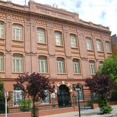 Casa de Moneda en Balcarce