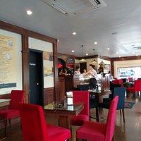 Uma bela cafeteria italiana en Lajeado!