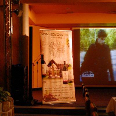 prezentacja marki Winnica Cantin