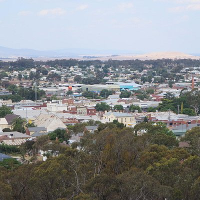 View over Maryborough