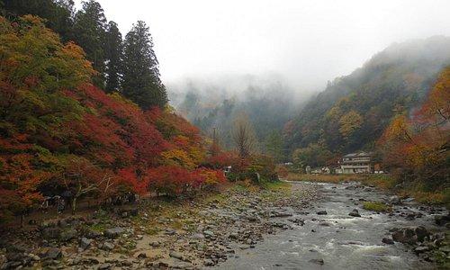 Korankei Valley