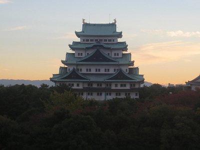 Nagoya Castle by Morning