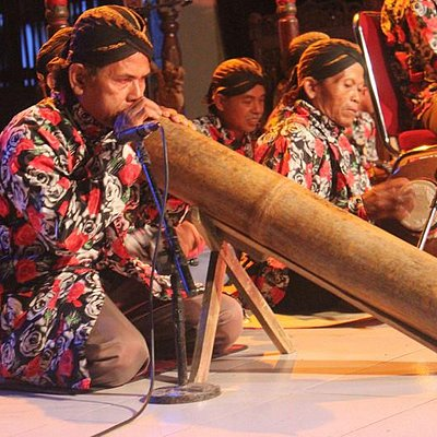 Acara Kampus Seni ( ISI Yogyakarta)