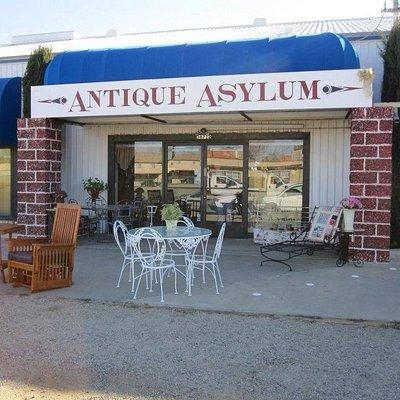 Antique Asylum Palmdale, CA