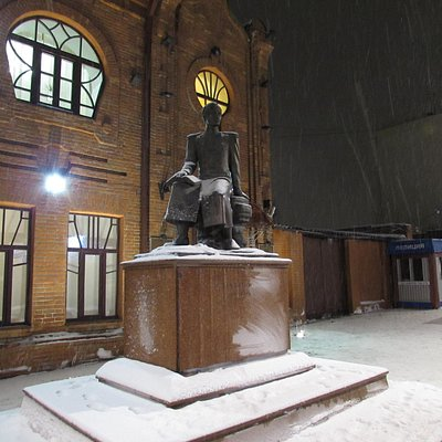 Памятник Чокану Велиханову