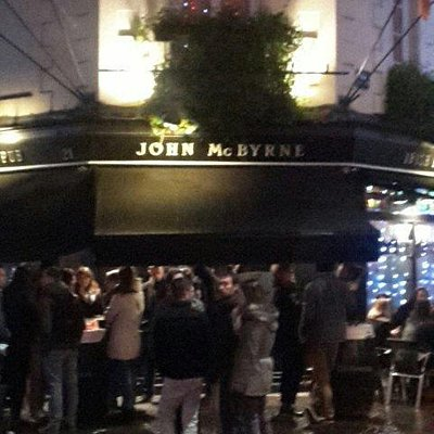Le John Mc BRYNES à Nantes.