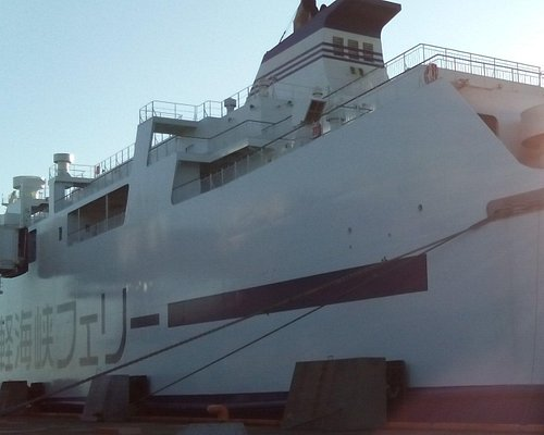 ブルーマーメイド船体