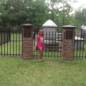Gravesite of the