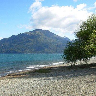 Playa Lago Puelo