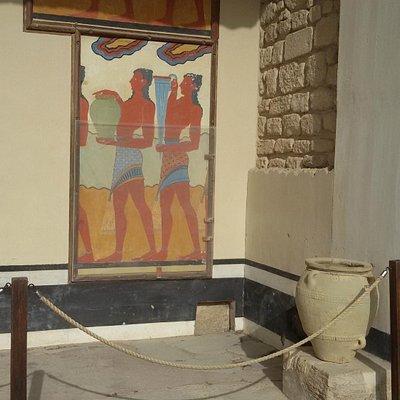 Knossos, South Propylon ..