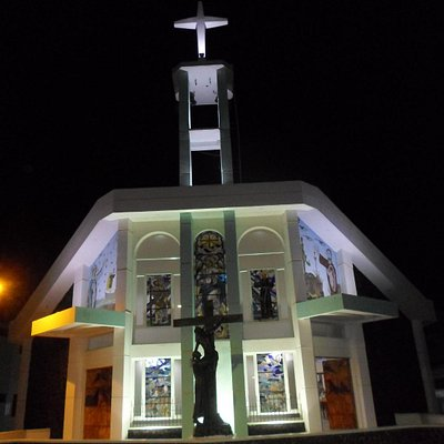 Igreja em Galápagos