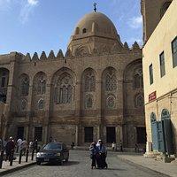 Qaraoun madrasa and mausoleum complex