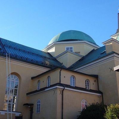 Церковь Оулу