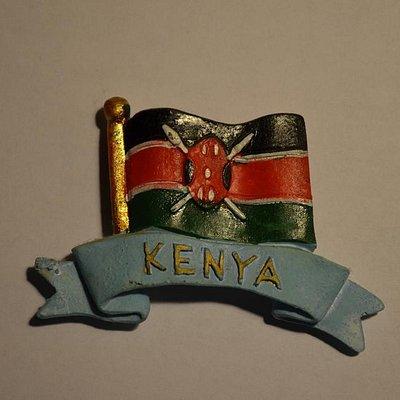 Сувенир из Кении