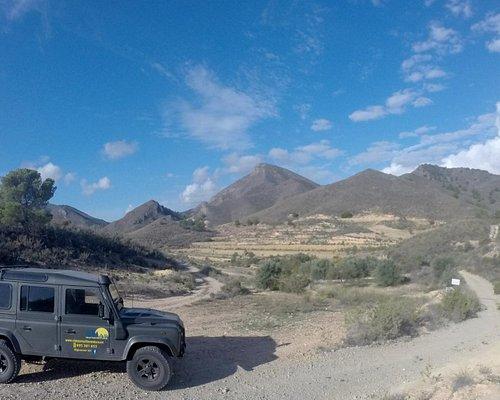 trekkings y rutas 4x4