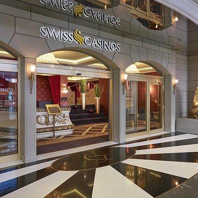 Swiss Casinos Pfäffikon-Zürichsee Eingang