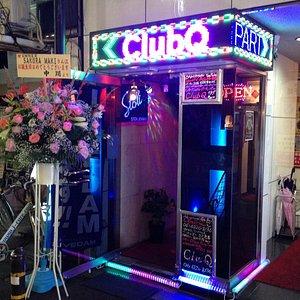 香港ClubQ Osaka International PartyBar 2ND Anniversary May6th-12th TripAdvisor No.1 Nightlife in O