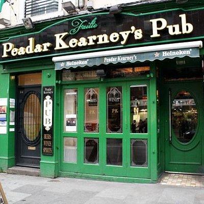Peadar Kearney's Pub
