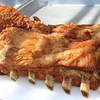 Las Mejores Costillitas de Cerdo de Los Cabos