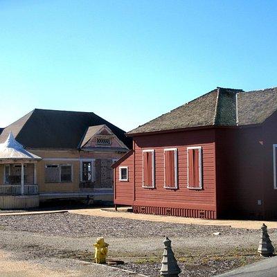 Lagunita Schholhouse and Historic Home, Boronda Adobe History Center, Salinas, Ca