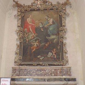 Chiesa di San Benedetto Abate, Militello in Val di Catania