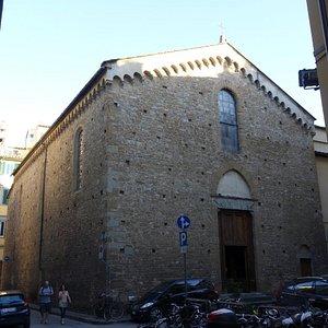 Chiesa di San Remigio, Firenze