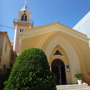 Catholic church of St Nicolai