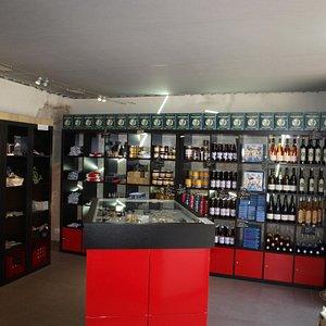 La boutique de l'Office de Tourisme d'Istres