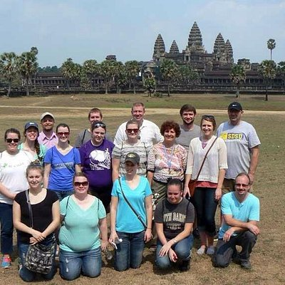 Vietnam Cambodia tours from USA