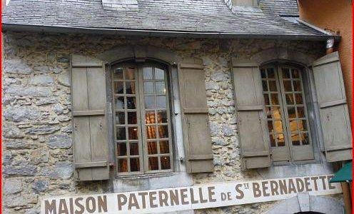 Maison Paternelle De Sainte Bernadette