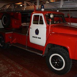 Ainazi Firefighting museum