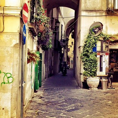 Centro Storico, Salerno
