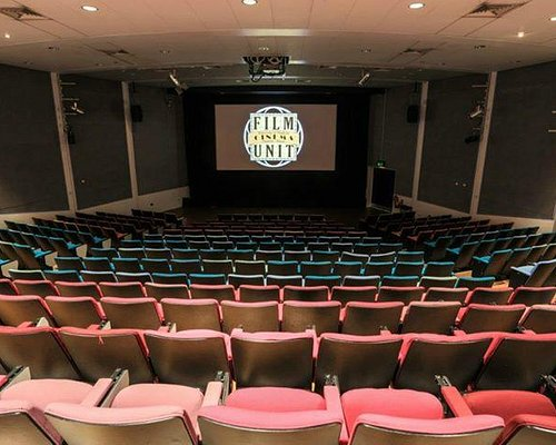 We are a 300+ seat cinema and have the largest screen in Central Sheffield