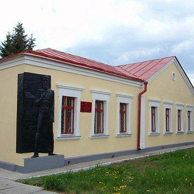 Здание литературного музея