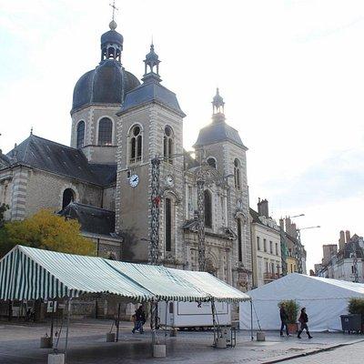 Eglise Saint-Pierre, Chalon-sur-Saone, Oct 2015